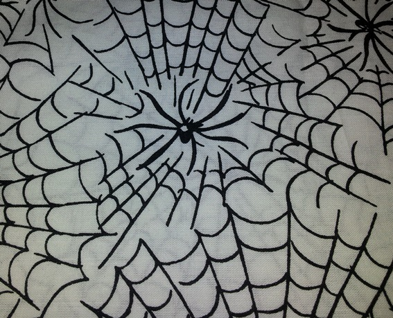 Webs on White